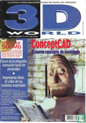 3D World [ESP] 18