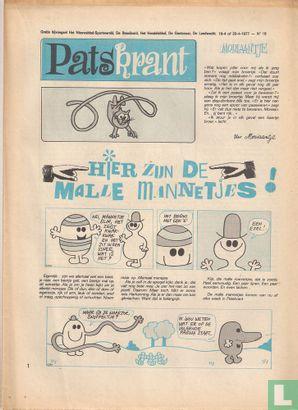 Patskrant (tijdschrift) - Patskrant 16