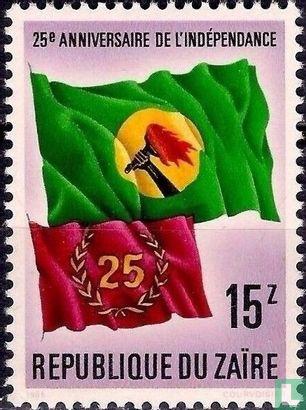 Congo-Kinshasa [COD] (Zaïre) - 25 years of independence