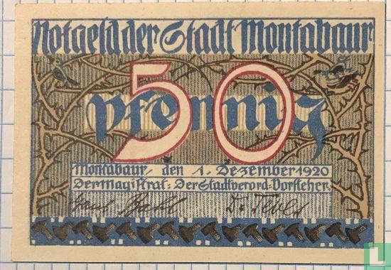 Germany - Montabaur 50 Pfennig 1920