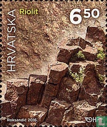Croatia - Minerals and rocks