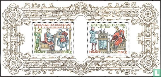 France [FRA] - The great hours of history