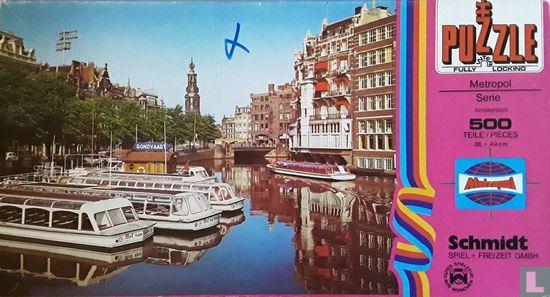 Stadsgezichten - Amsterdam