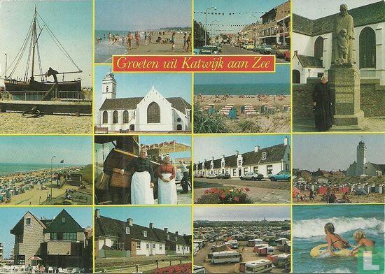 Katwijk aan Zee - Groeten uit Katwijk aan Zee