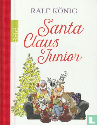 Ute - Santa Claus Junior