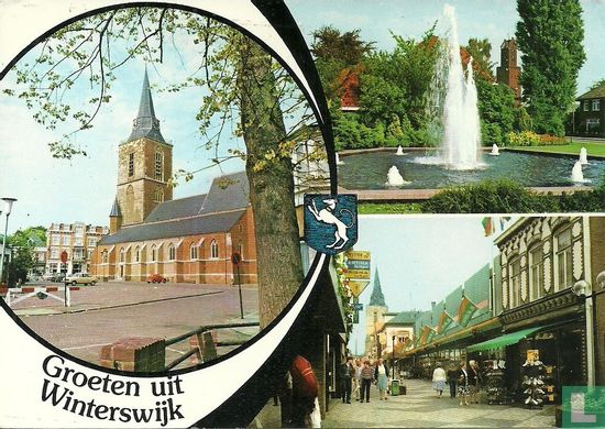 Winterswijk - Groeten uit Winterswijk