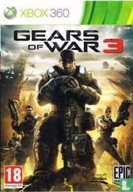 Xbox 360 - Gears of War 3