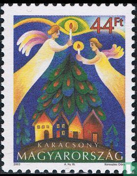 Hongarije - Kerstmis