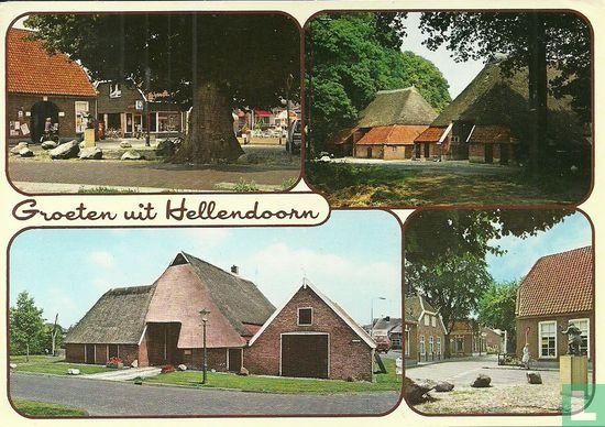 Hellendoorn - Groeten uit Hellendoorn