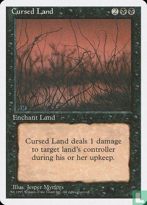 1995) Fourth Edition - Cursed Land