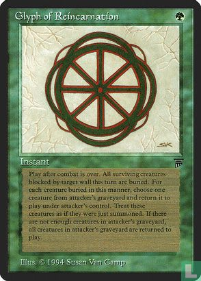 1994) Legends - Glyph of Reincarnation