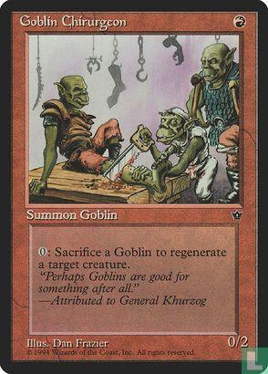 1994) Fallen Empires - Goblin Chirurgeon