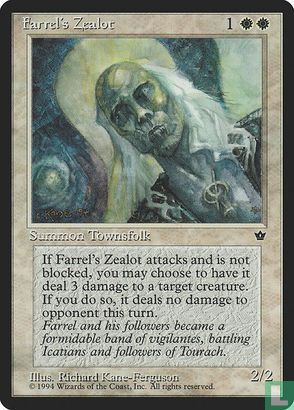 1994) Fallen Empires - Farrel's Zealot