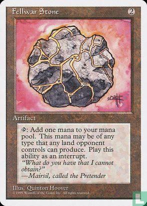 1995) Fourth Edition - Fellwar Stone