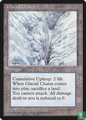 1995) Ice Age - Glacial Chasm