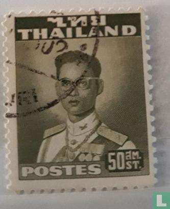 Thailand - König Bhumibol