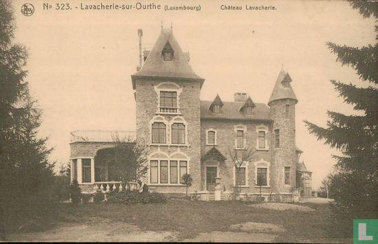 Lavacherie sur Ourthe - Chateau Lavacherie - Afbeelding 1