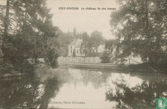 Grez Doiceau - Le Chateau      - Bild 1