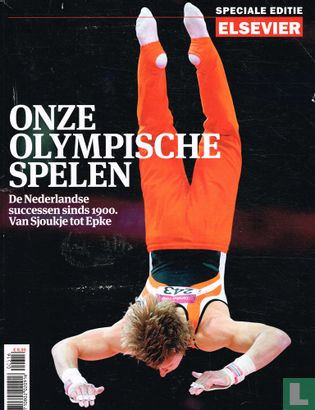 Elsevier - Elsevier 3 speciale editie