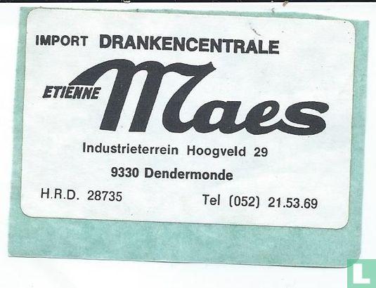 Drankencentrale - Etienne Maes