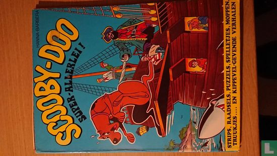 Scooby-Doo (Skoebiedoe) - Scooby-Doo Super-allerlei!