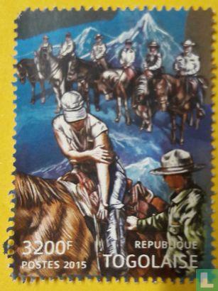 Togo - Berg redding
