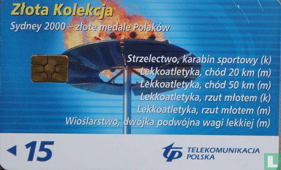 Telekomunikacja Polska - olympische spelen Sydney 2000
