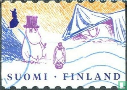 Finland - Advice of the Moomins for good life