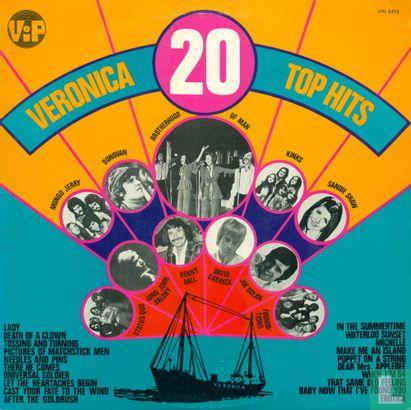 Diverse artiesten - Veronica 20 Top Hits