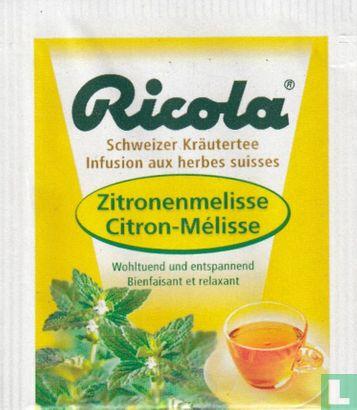 Ricola [r] - Zitronenmelisse