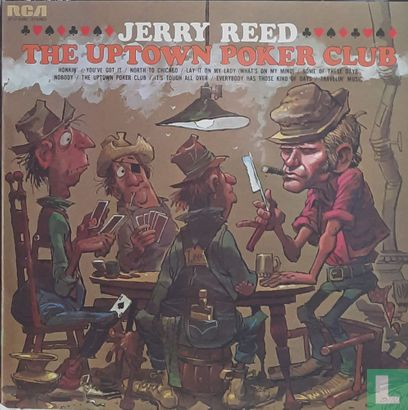 Reed, Jerry - The Uptown Poker Club