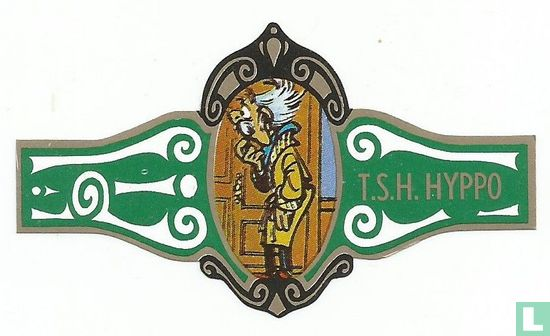 T.S.H. (Tobacco Service Holland, T.S.H. Hippo...) - Graaf van Rommelgem