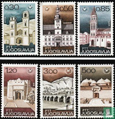Yugoslavia - International Tourist Year