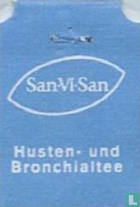 San Vi San - San Vi San Husten- und Bronchiltee
