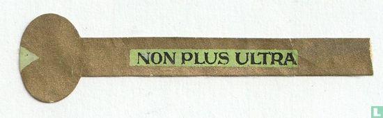Non Plus Ultra - Non plus ultra