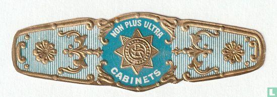 Cabinets - Non Plus Ultra Cabinets