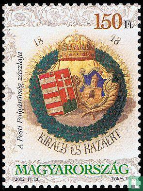 Ungarn - Nationalmuseum 200 Jahre