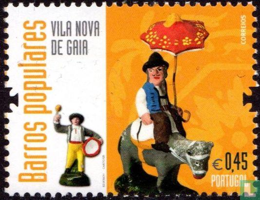 Portugal [PRT] - Popular clay figures