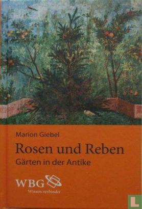 Giebel, Marion - Rosen und Reben