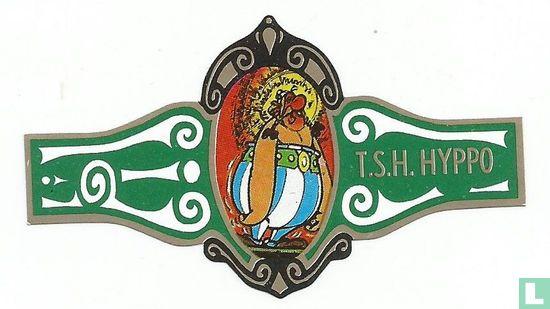 T.S.H. (Tobacco Service Holland, T.S.H. Hippo...) - Obelix