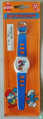 Esco - Smurfen kinder horloge