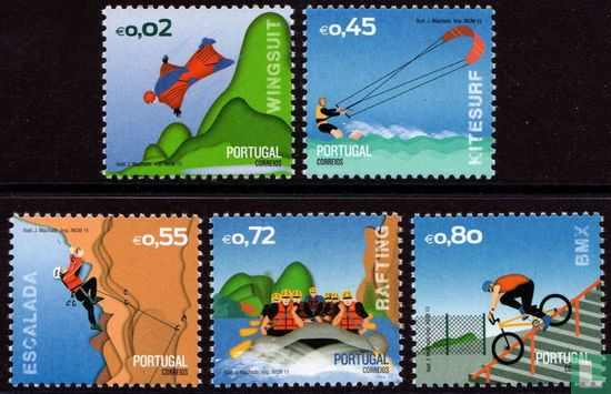 Portugal [PRT] - Extremsportarten