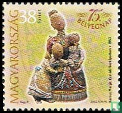 Hungary - Day of the postage stamp