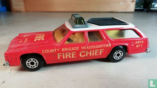 Matchbox (Lesney) - Dodge Monaco Fire Chief