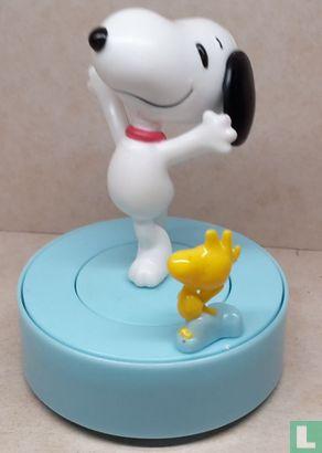 Peanuts - Snoopy et Woodstock