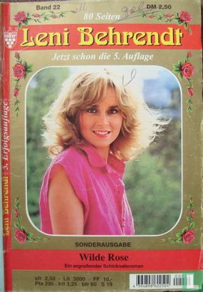 Leni Behrendt 5. Erfolgsauflage - Leni Behrendt 5. Erfolgsauflage 22