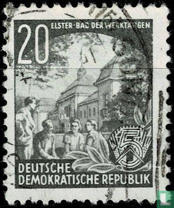 GDR - Five-year plan (I)