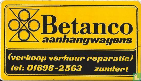 Aanhangwagens - Betanco
