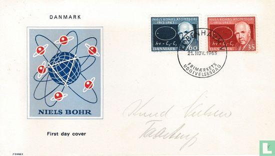 Denmark - Niels Bohr
