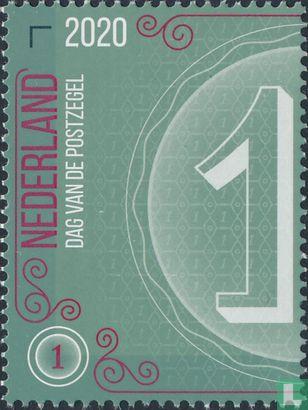 Pays-Bas [NLD] - Journée du timbre
